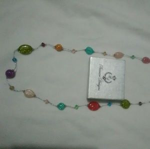 COPY - Premier Designs Retired Jelly Bean Necklace